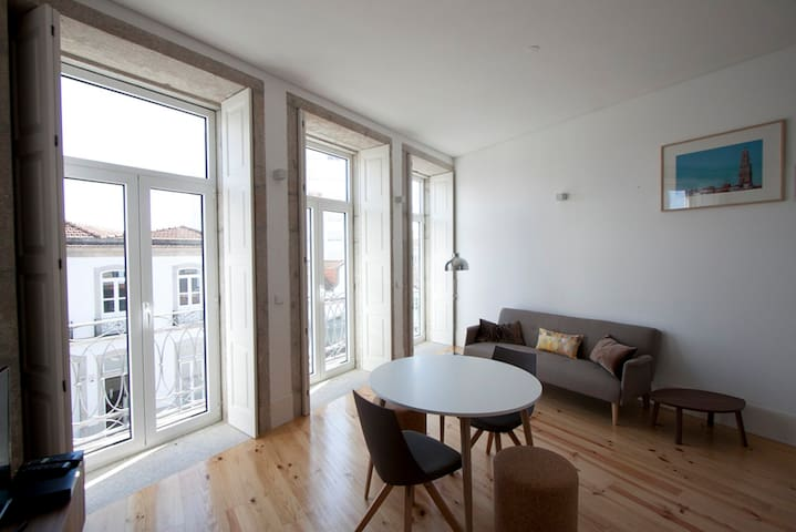 Belas Artes Apartment - Architectur