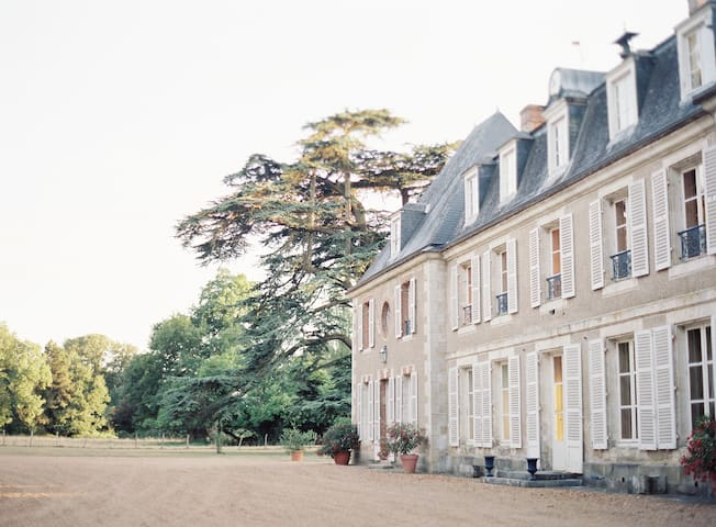 Chateau for 15 pers, near Paris - Dangeau - Slott