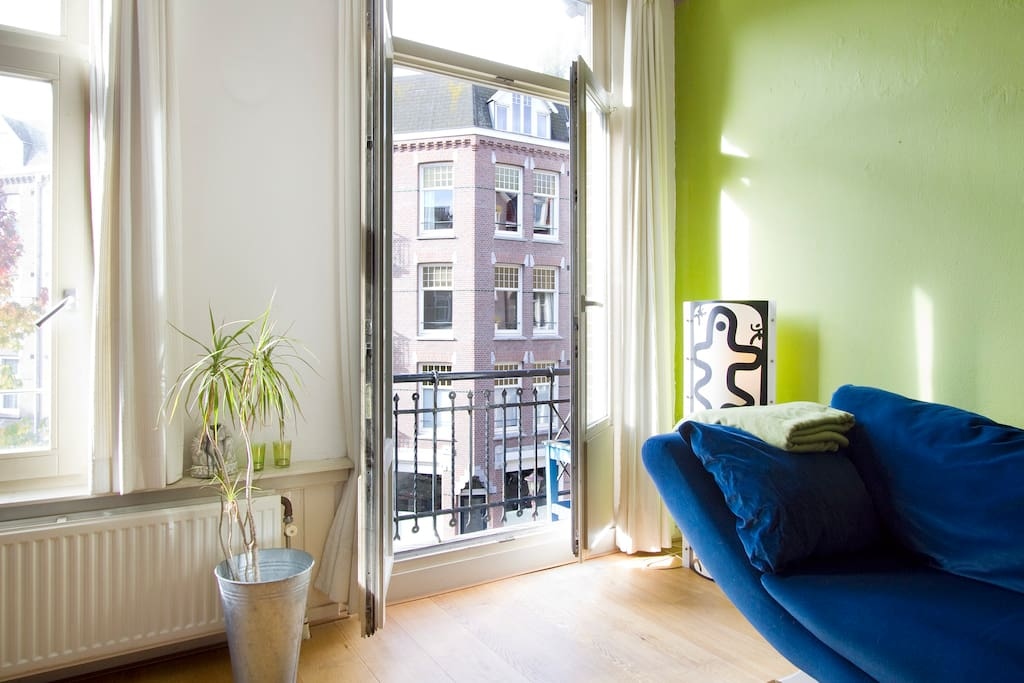 Laid back and Relaxed Apt in A'dam