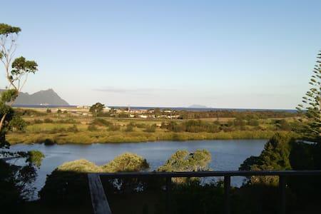 RIO (River, Island, Ocean ) @ Ruakaka - Ruakaka - 家庭式旅館