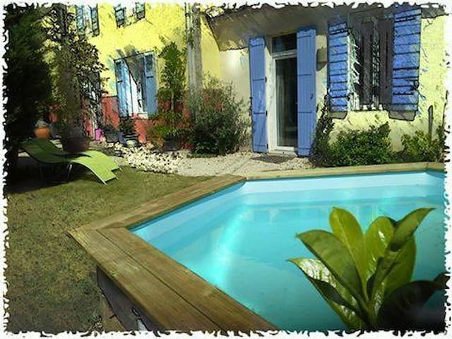 B&B near Avignon - Noves - Bed & Breakfast