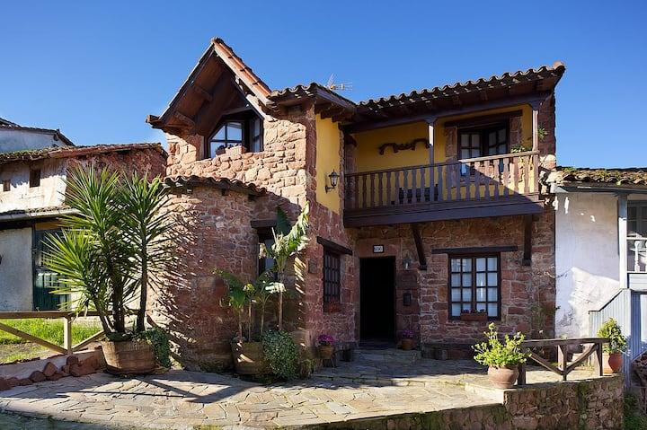 Casa rural en asturias Casa Contina