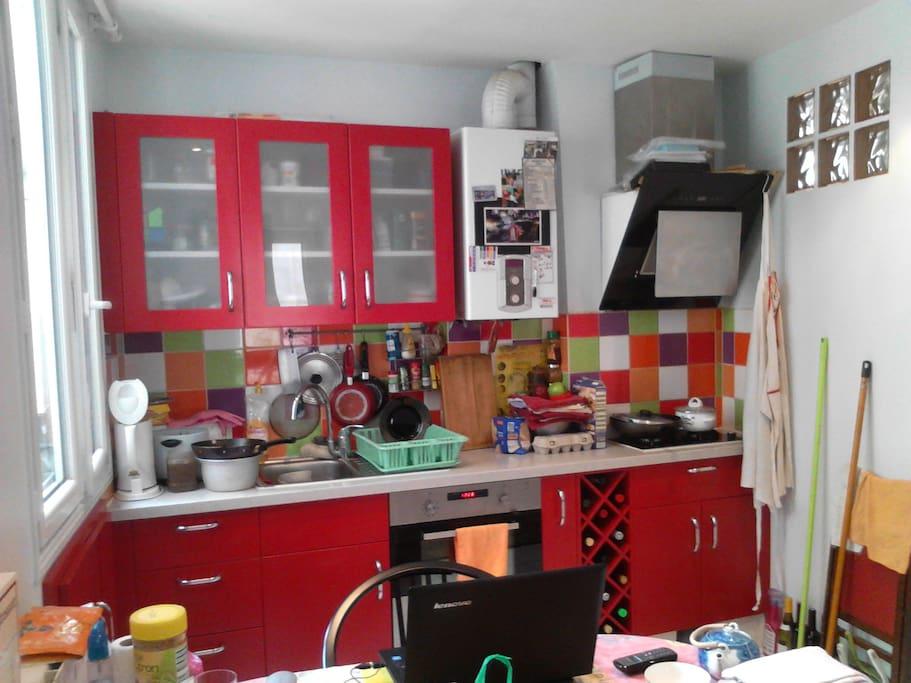 Appartement 50 m2 75019 paris appartements louer for Appartement atypique 75019