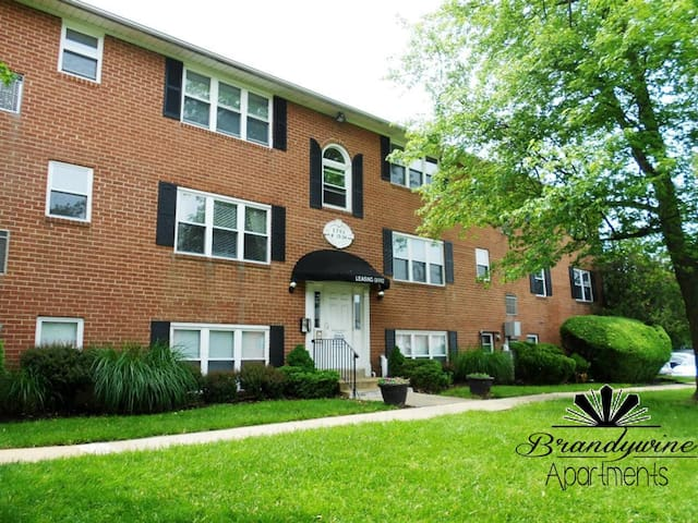 Beautiful apt in Suburbs of Philly - Wilmington - Huoneisto