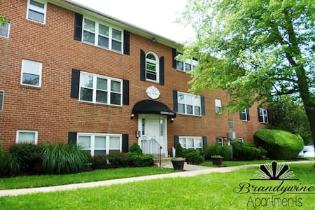 Beautiful apt in Suburbs of Philly - Wilmington - Apartmen