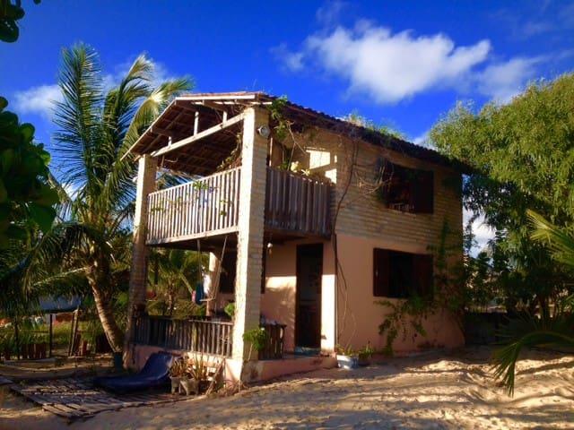 Challet in Genipabu beach - Extremoz - Huis