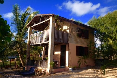 Challet in Genipabu beach - Extremoz - Casa