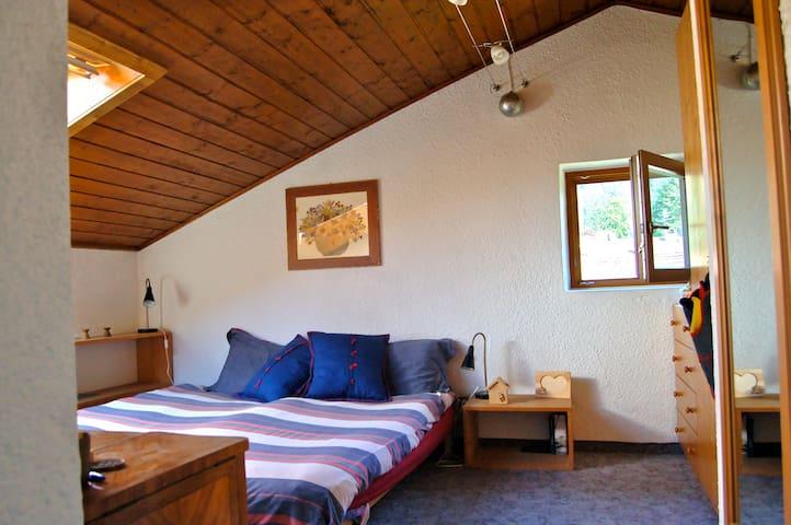 Splendido attico e mansarda a Siusi - Siusi - Byt