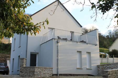 maison dans hameau typique - Urville-Nacqueville - Casa