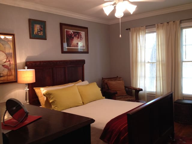 1/2 BDRM: Morningside/Emory, Avail Furnished/Not