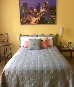 Cozy Room near Emory & Festivals