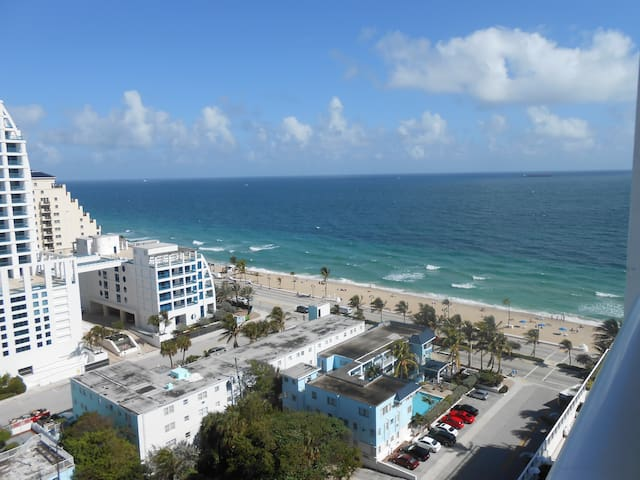 Fort Lauderdale Hilton Beach Resort - Fort Lauderdale - Appartement