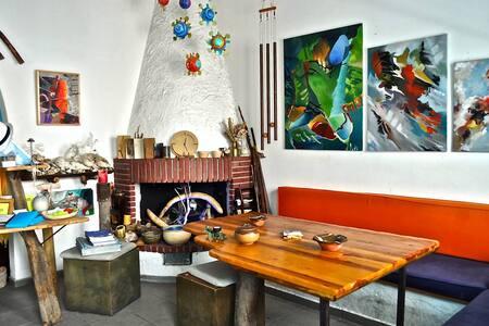 12 ACROPOLIS GUEST HOUSE - Όρμος Αιγιάλης - Bed & Breakfast