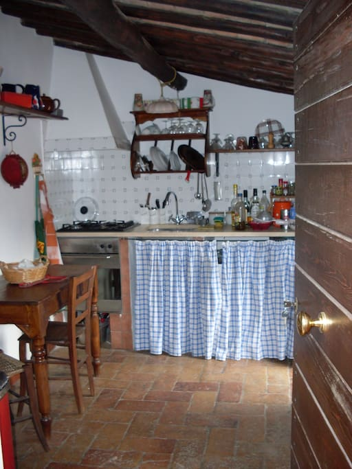 cucina  old style.