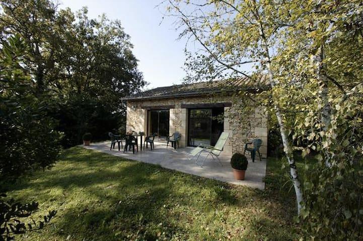 Gîte de La Palombière 1 - Aquitaine - Dům