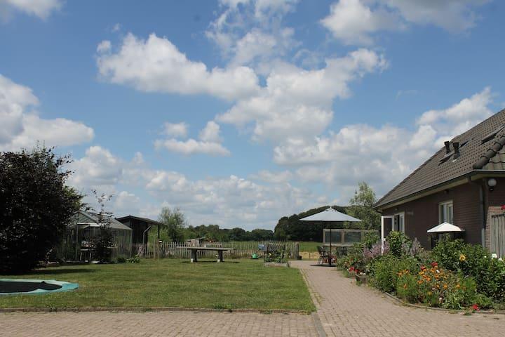 rust,ruimte en natuur in het weekend op Ekkerzicht - Heeze - House
