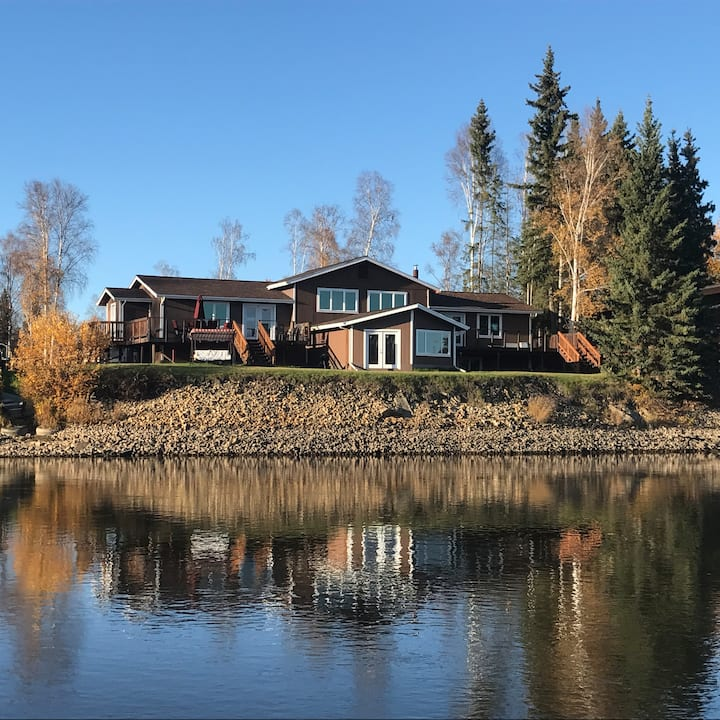 ★ The Chena River House North Suite ★