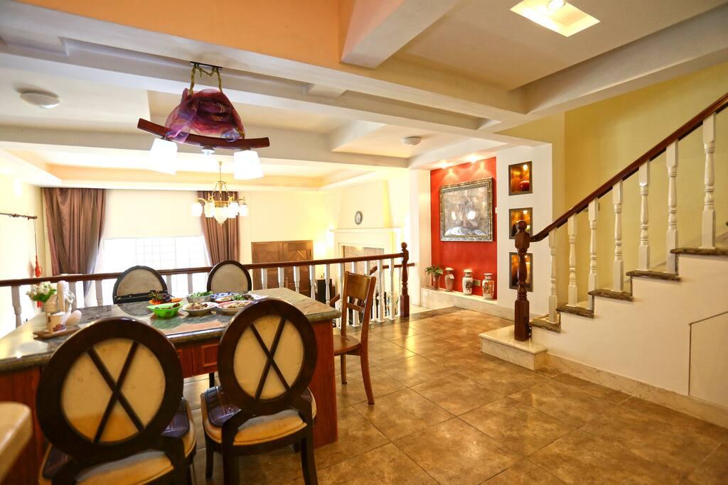 Dining Room|餐厅