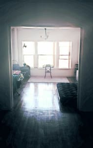 Large Room in Sunny Apt!