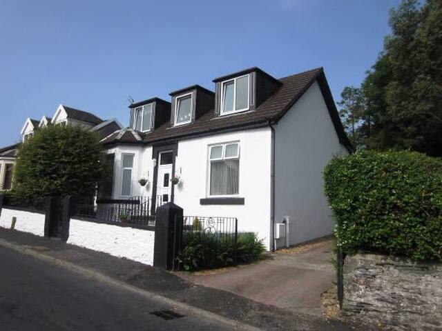 Heathfield Villa, Argyll, Scotland - Dunoon - Casa