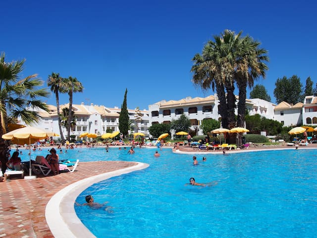 4P Duplex Resort Swimpool & Beach - Tavira - Apartment