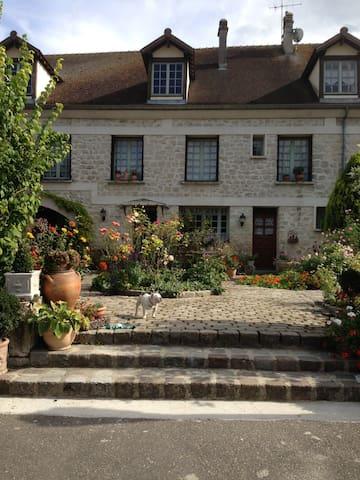 Clos Guimaro - Pontarmé - Apartment