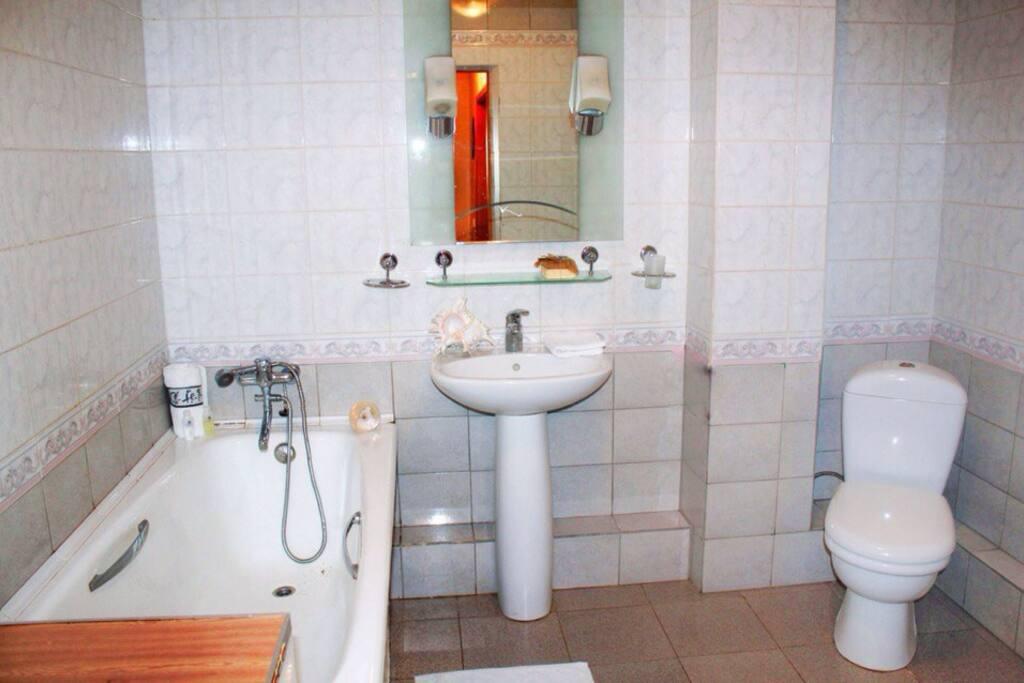 Ванная комната/Wash room