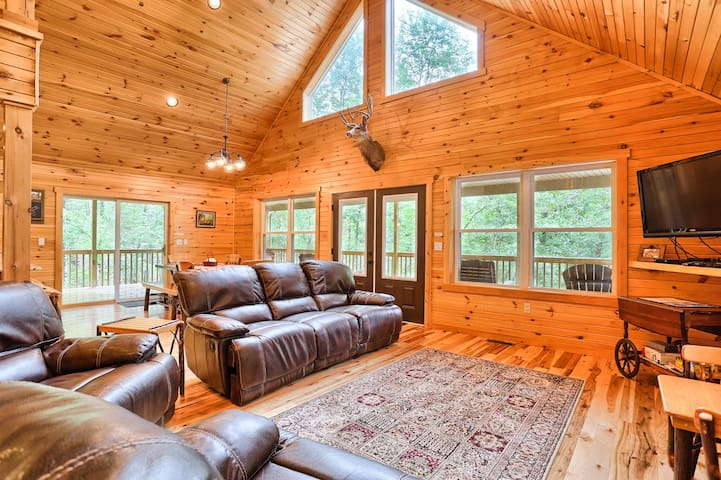 Chocolate Moose Chalet Raystown - Huntingdon - Chalet