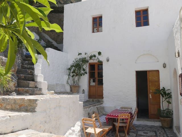 Lindos Traditional House
