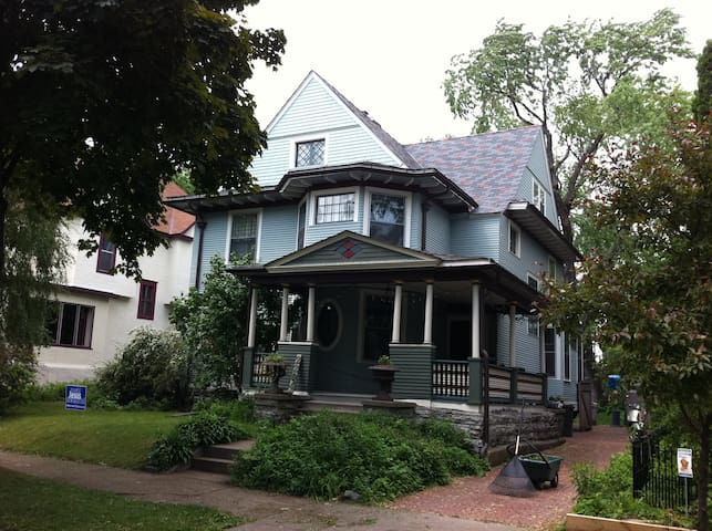 Fabulous Victorian with amenities