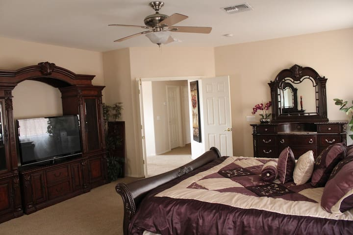 Beautiful 6 BDRM House - Maricopa - Huis