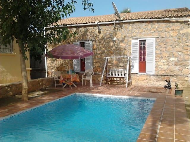 maison avec piscine - Souidania - Hus