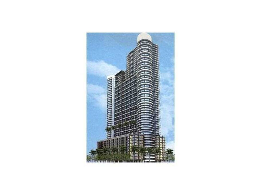 One of the newest buildings in Brickell