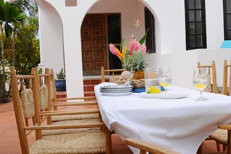 3 Bedroom Villa Close to Beach - Micoud - Talo