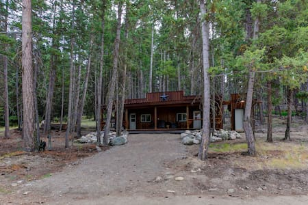 7Halfdiamond Ranch   Merritt B.C. - Merritt - 小木屋
