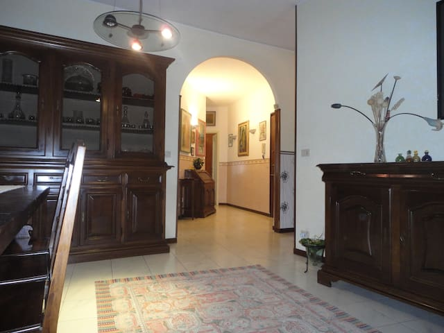COMFORT/APARTMENT near Fair/Stadium - Milà - Pis