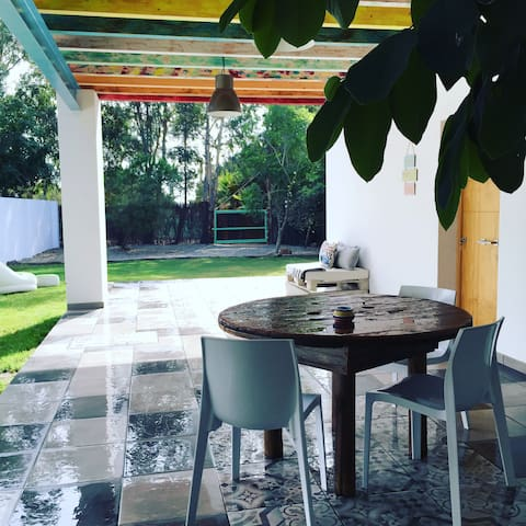 CASA JACARANDA PLAYA EL PALMAR - El Palmar - Huis