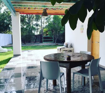 CASA JACARANDA PLAYA EL PALMAR - El Palmar - Casa