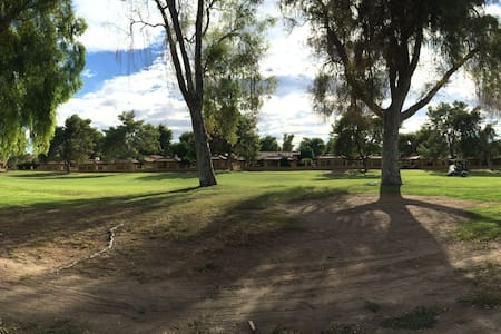 Ahwatukee 3bd Golf House off I- 10 - Phoenix - House