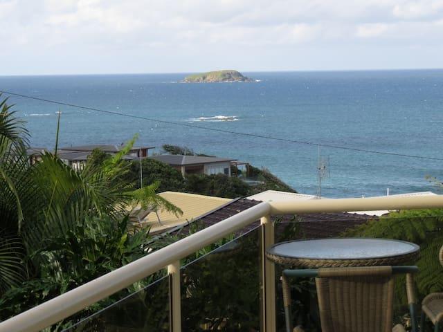 Stunning views 1 bedroom apartment - Sapphire Beach - Apartamento