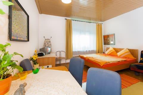 "Nice apartment near river ""Isar"""