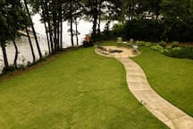 Relaxing Lake Hartwell Home