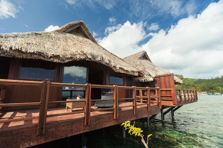 Lagoon View - Yacht Club Bora Bora - Vaitape - Bungalow