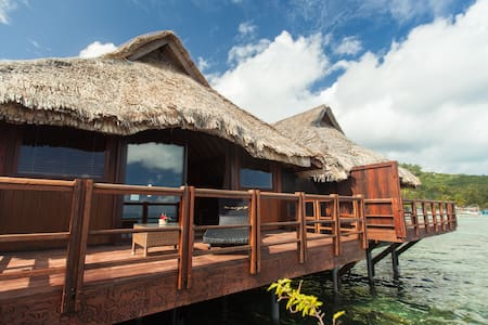 Lagoon View - Yacht Club Bora Bora - Vaitape