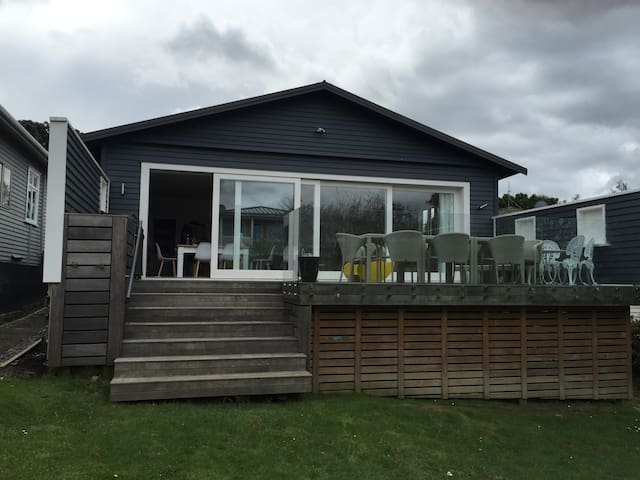 Minutes from the beach - central Auckland - Auckland - Casa