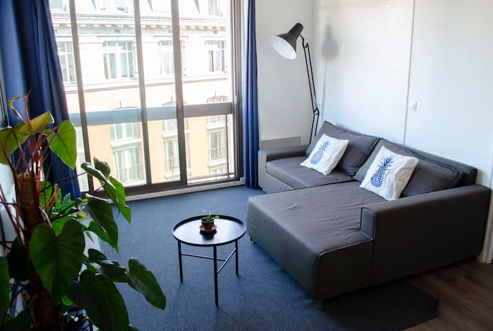 Nice apartment near the district of Batignolles!