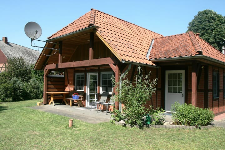 Kl. Ferienhaus Lüchow-Dannenberg (Nemitz) Wendland