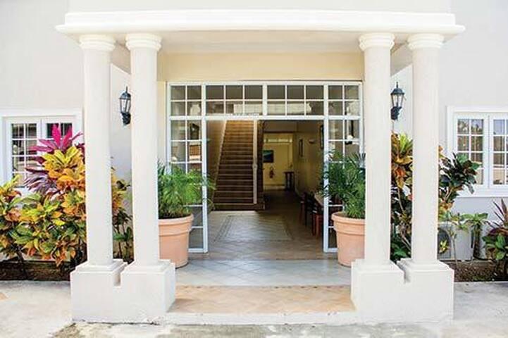 Chambre pour 2 pers. bay gardens hôtel St lucia