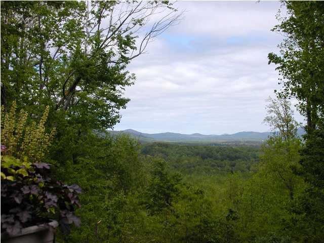 360 Degrees of Mountain Views
