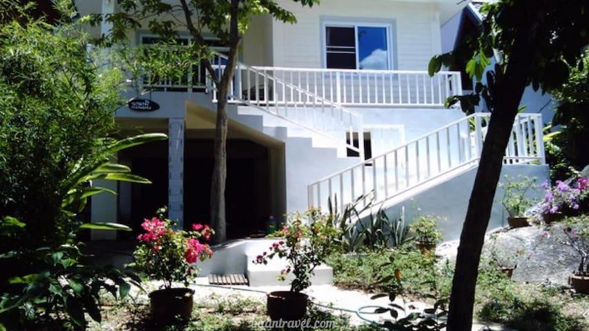 Прекрасный дом, пешком до пляжа. - Lamai Beach